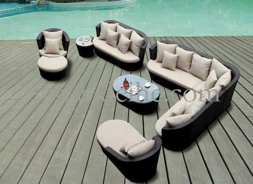 Outdoor Furniture Sofa A 005