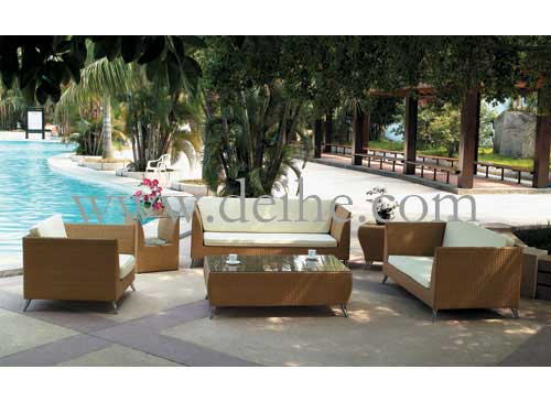 Outdoor Furniture Sofa A 006