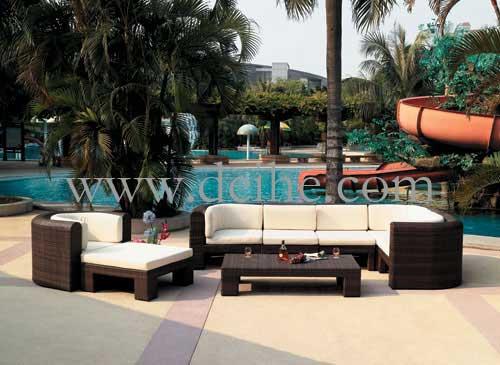 Outdoor Furniture Sofa A 010