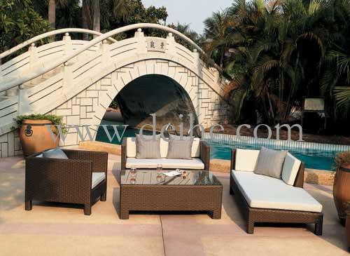 Outdoor Furniture Sofa A 011