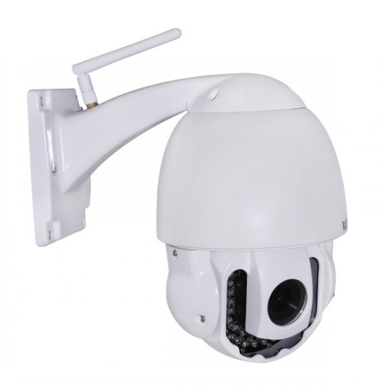 Outdoor Waterproof Megapixel Dome Wifi P2p Ip Camera