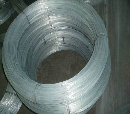 Oval Galvanized Wire Hot Dipped For Agriculature Fencing Etc