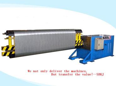 Ovalizer Tubeformer 3100 Elliptic Wind Mill