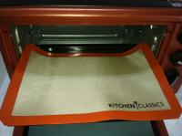Oven Heat Resistant Fiberglass Silicone Baking Mat