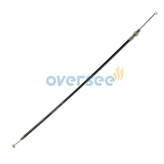 Oversee 61n 26311 00 Stainless Steel Throttle Cable