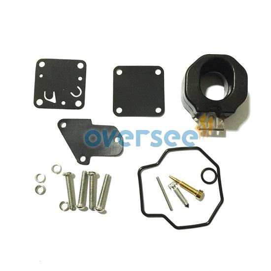 Oversee Carburetor Repair Kit 6e0 W0093 00