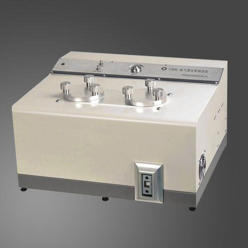 Oxygen Transmission Tester