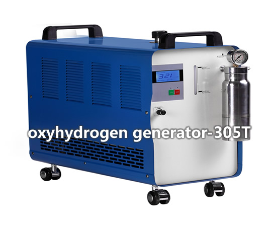 Oxyhydrogen Gas Generator With 300 Liter Hour