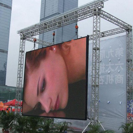 P20mm Outdoor Full Color Led Display P20