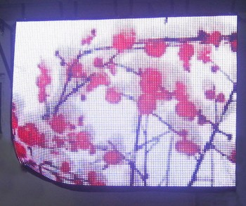 P20mm Soft Led Display Uw 2500