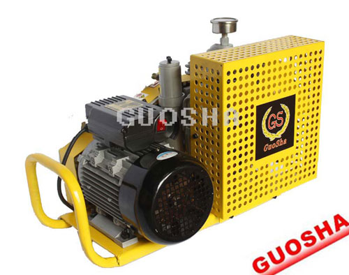 Paintball Air Compressor 65292 300 Bar 30 Mpa 4500 Psi 100l Min 440v 60hz 220v 380v 50hz Gasoline