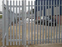 Palisade Fence Gates Posts And Fittings