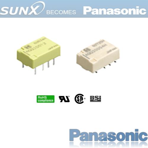 Panasonic Signal Relay Agq
