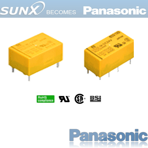 Panasonic Signal Relay Ds