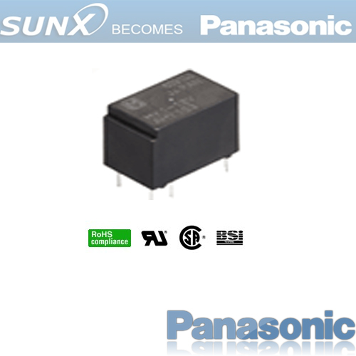 Panasonic Signal Relay Hy