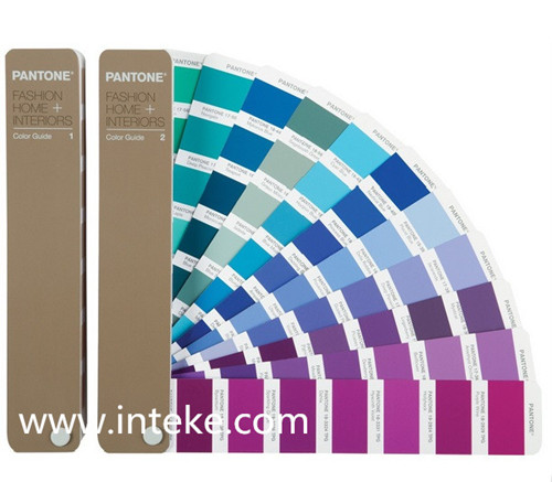 Pantone Fashion Home Interiors Color Guide Tpx Fhip100