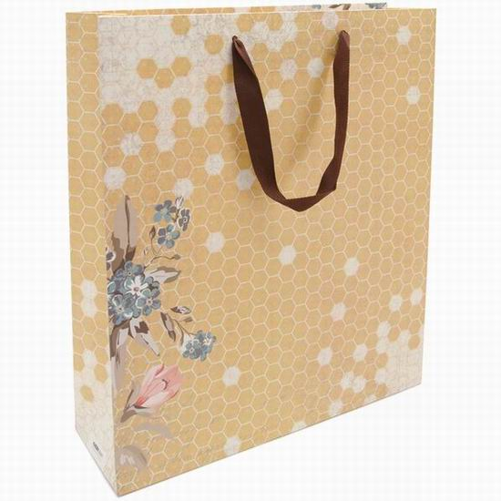Paper Gift Or Shopping Bags