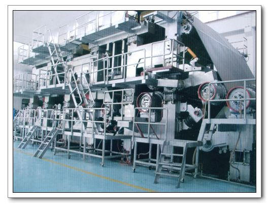Paper Machine Pope Reel Rewinder Spares For