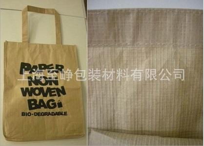 Paper Nonwoven Bag Zz306