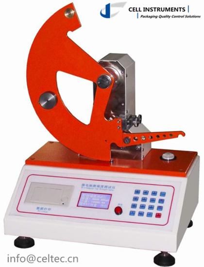 Paper Pendulum Tear Tester