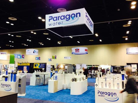 Paragon Water Filter Air Purifier