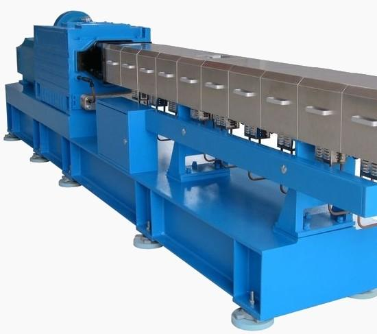 Parallel Co Rotating Twin Screw Extruder