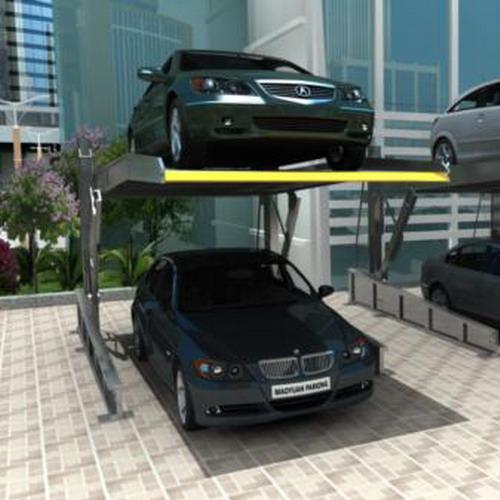 Parking Equipment Lift Solution