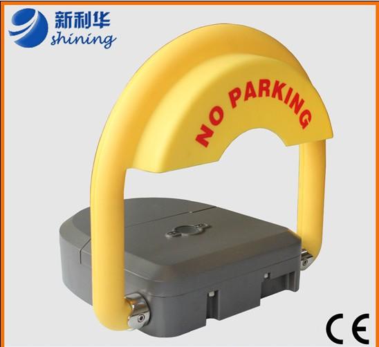 Parking Space Saver Lock