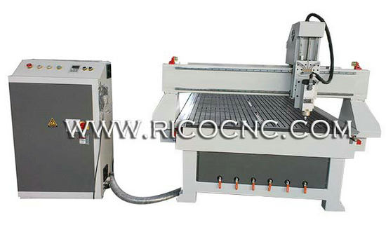 Particle Board Cutting Cnc Router Machine Cut Melamine Partical To Size W1325v