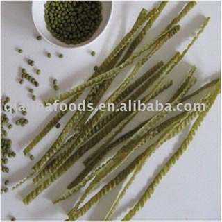 Pasta Green Soyean Noodle