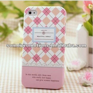 Pc Case Cover For Iphone 4 4s With Factory Price