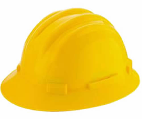 Pc Safety Helmet With High Temperature Resistance