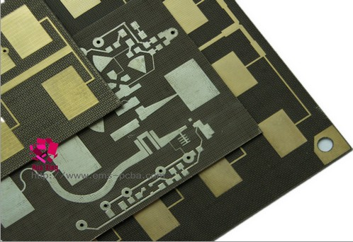 Pcb For F4b F4bk Teflon High Frequency Microwave