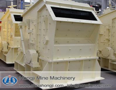 Pcx Concrete Impact Fine Crusher