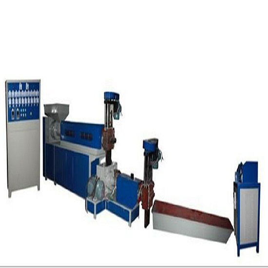 Pe Pp Pa Waste Film Recycling And Pelletizing Machine