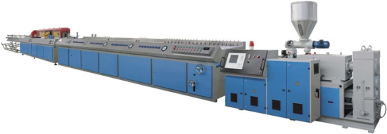 Pe Pp Plastic Sheet Machine