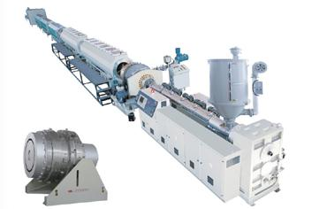 Pe Pp Ppr Rt Small Diameter Pipe Production Line