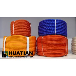 Pe Rope Poly Twisted Pp