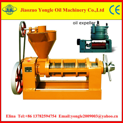 Peanut Oil Processing Machine