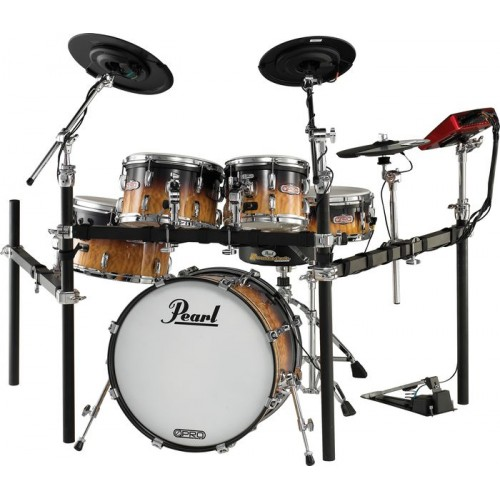 Pearl E Pro Live Electronic Acoustic Drum Set
