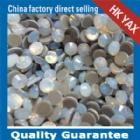 Pedreria Rhinestones Silver Queen Yax234 White Opal Color