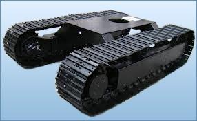 Pengpu Pd120 Crawler Bulldozer Undercarriage
