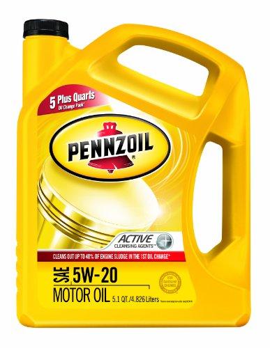 Pennzoil 5w20 3x5 1 Quarts