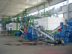 Perfect Running Waste Tire Processing Machine From Lhy