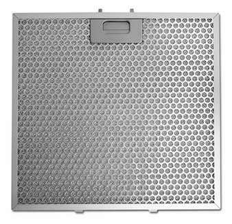 Perforated Grease Filter For Range Hood Ventilation System