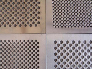 Perforated Metal Sheet Wire Mesh China Taiwan Korea