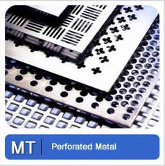 Perforated Metal Tec