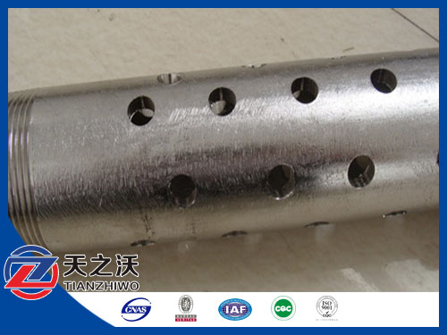Perforated Pipe Stainless Steel Tube