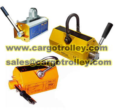 Permanent Magnetic Lifter Worked As Powerful