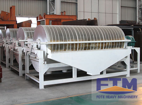 Permanent Magnetic Separator For Sale